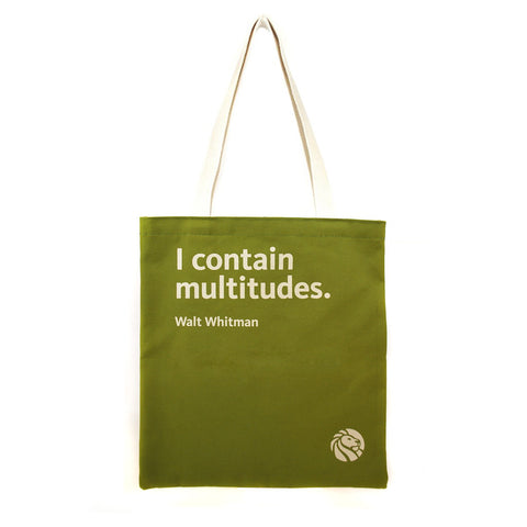 NYPL Walt Whitman Tote Bag