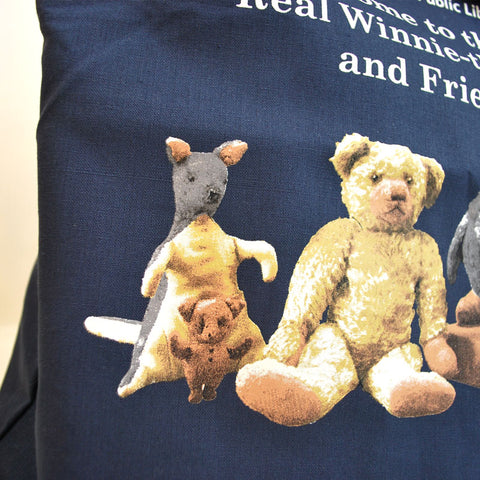 Winnie-the-Pooh and Friends Tote + Book Set