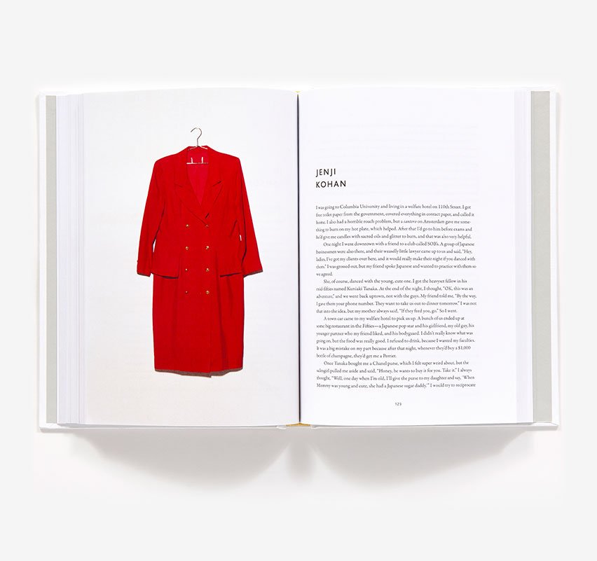 Worn in New York City: 68 Sartorial Memoirs of the City
