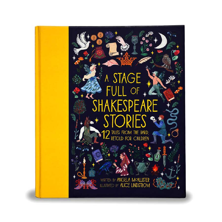 A Stage Full of Shakespeare Stories - The New York Public Library Shop