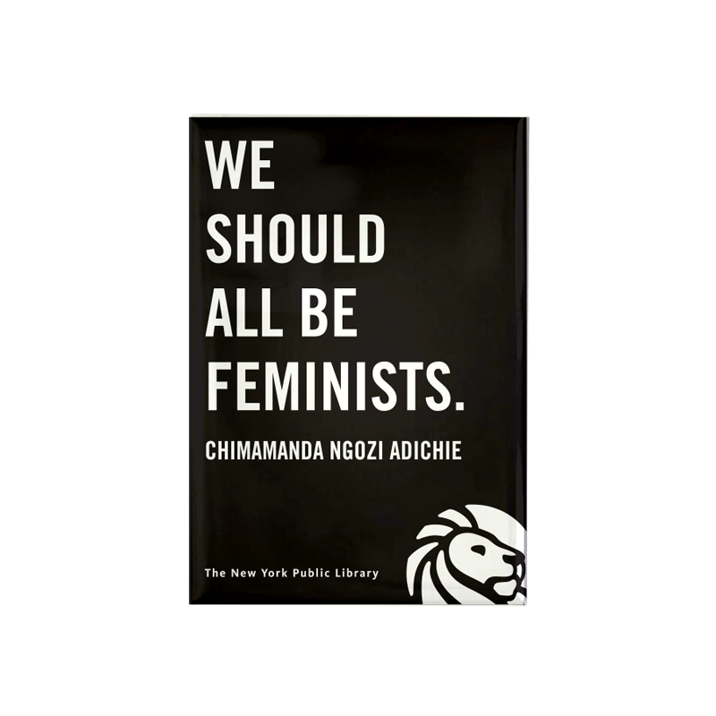 Feminist Magnet - The New York Public Library Shop