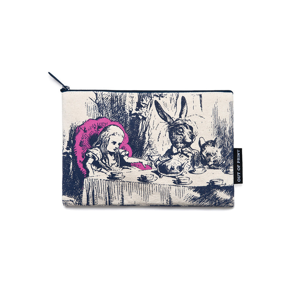 Alice in Wonderland Pouch - The New York Public Library Shop