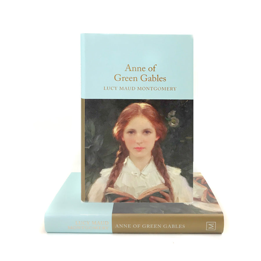 Anne of Green Gables - Macmillan Collector's Library - The New York Public Library Shop