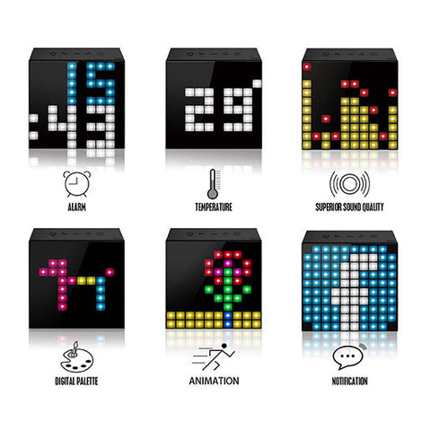 TimeBox Speaker Clock - The New York Public Library Shop