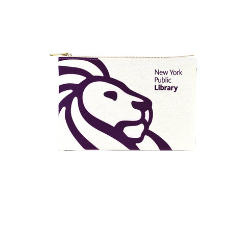 NYPL Jane Austen Pouch - The New York Public Library Shop
