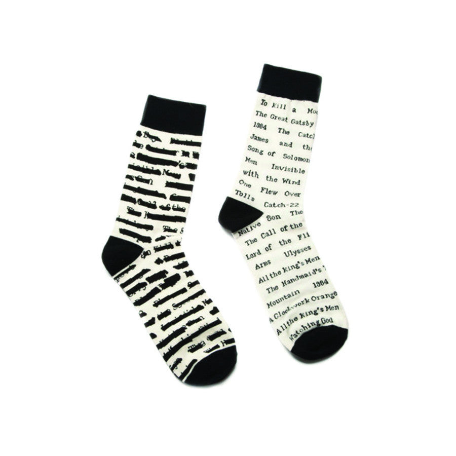 Banned Books Socks - The New York Public Library Shop
