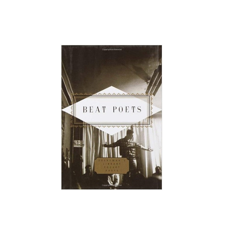 Beat Poets - The New York Public Library Shop