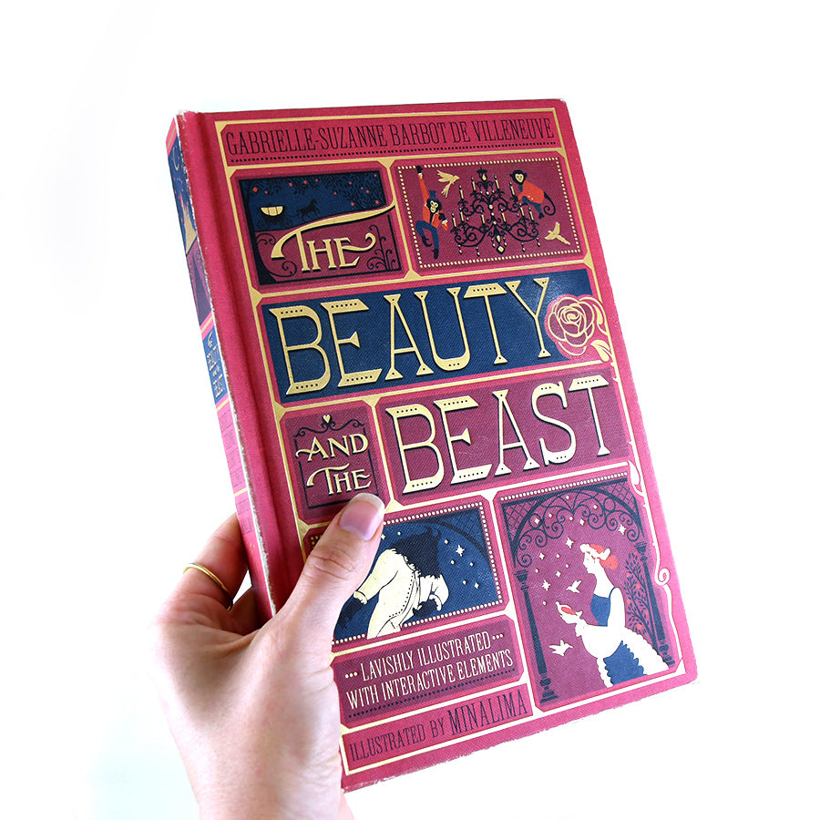 Beauty and the Beast (Deluxe)