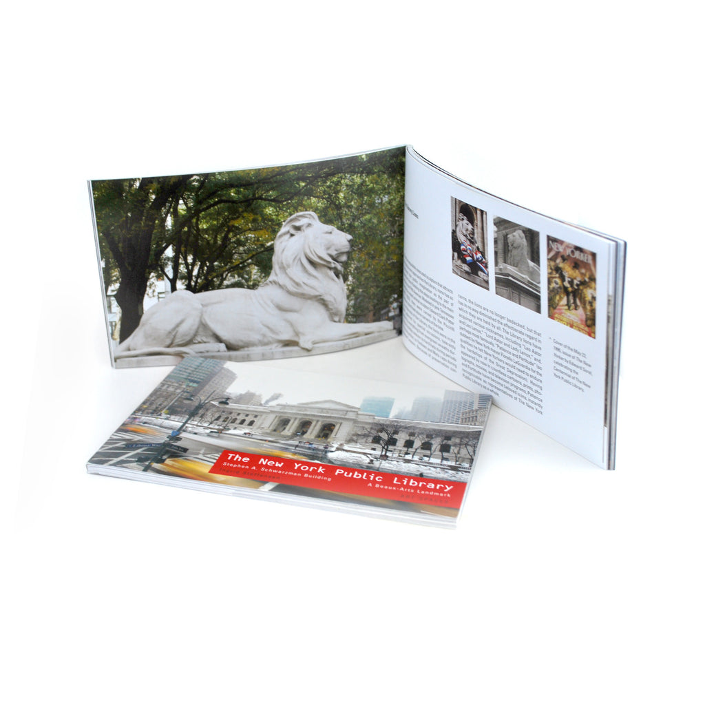 The New York Public Library: Beaux Arts Landmark Book - The New York Public Library Shop