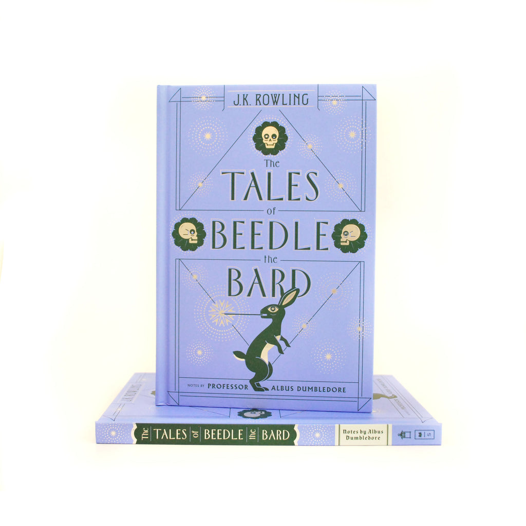 Tales of Beedle the Bard - Harry Potter - The New York Public Library Shop