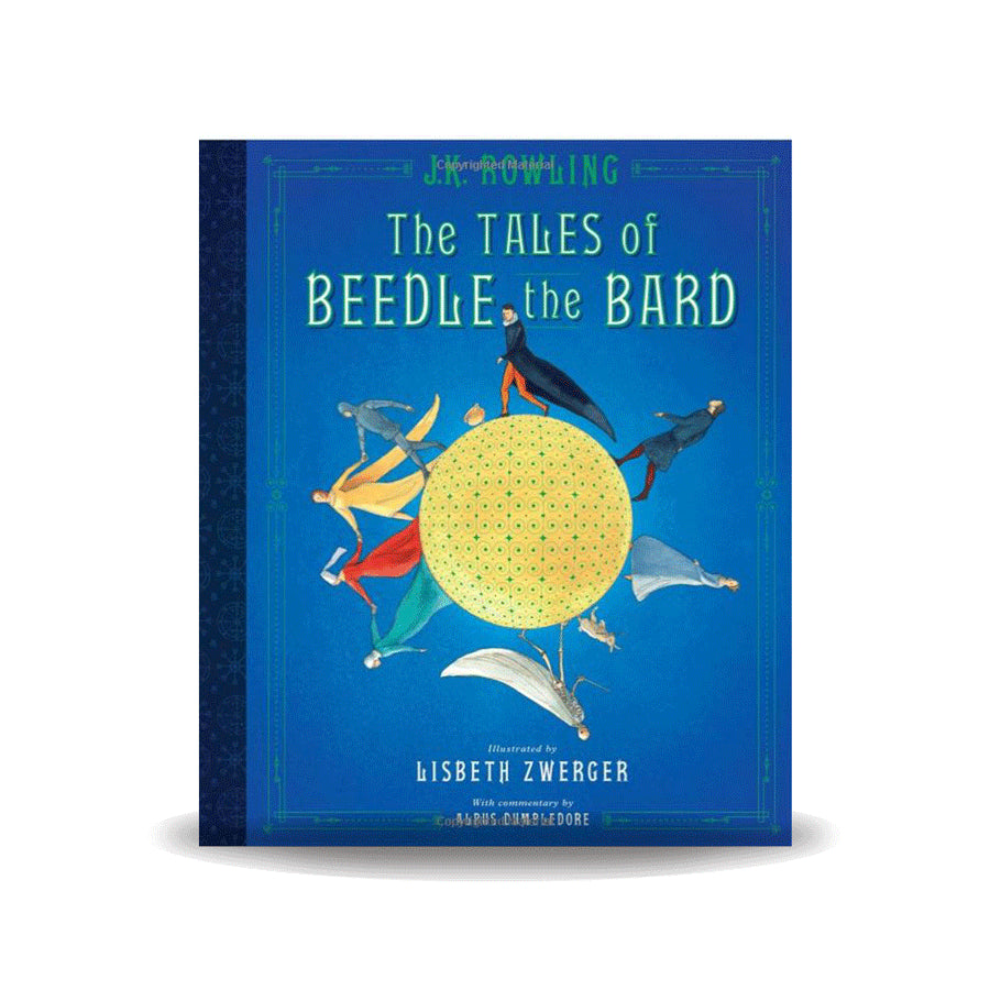 The Tales of Beedle the Bard: The Illustrated Edition (Harry Potter) - The New York Public Library Shop