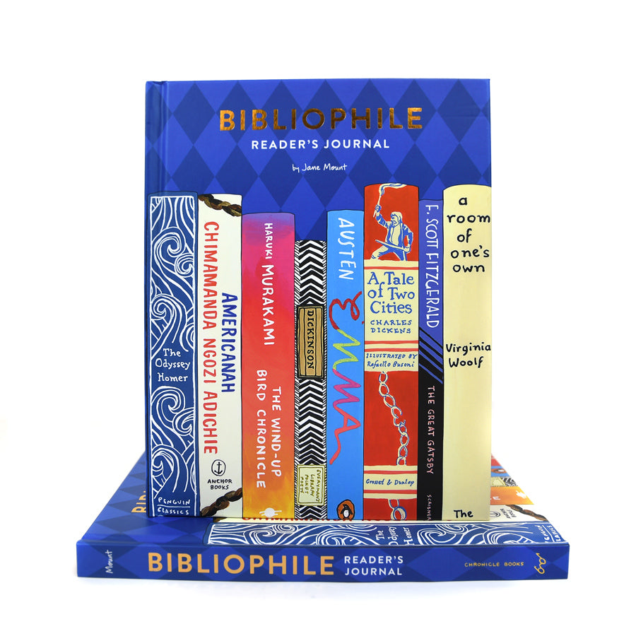 Bibliophile Reader's Journal - The New York Public Library Shop