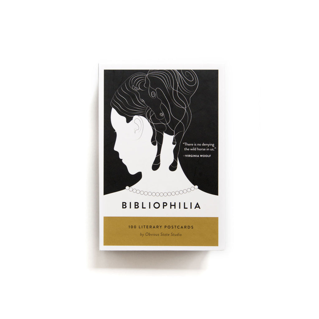 Bibliophilia Postcard Box Set