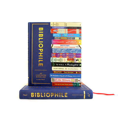 Bibliophile: An Illustrated Miscellany with Signed Book Plate