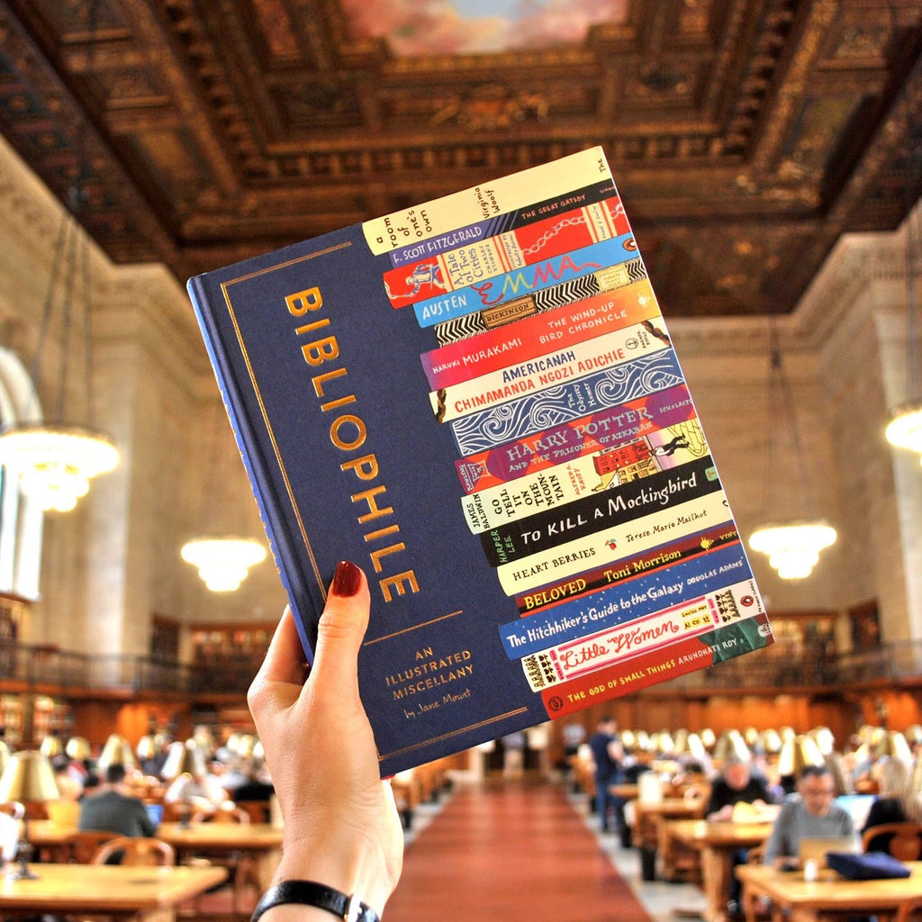 Bibliophile: An Illustrated Miscellany - The New York Public Library Shop