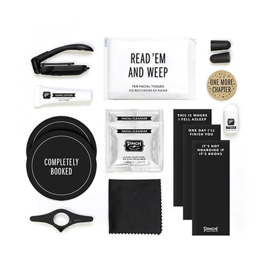 Binge-Reading  Kit - The New York Public Library Shop
