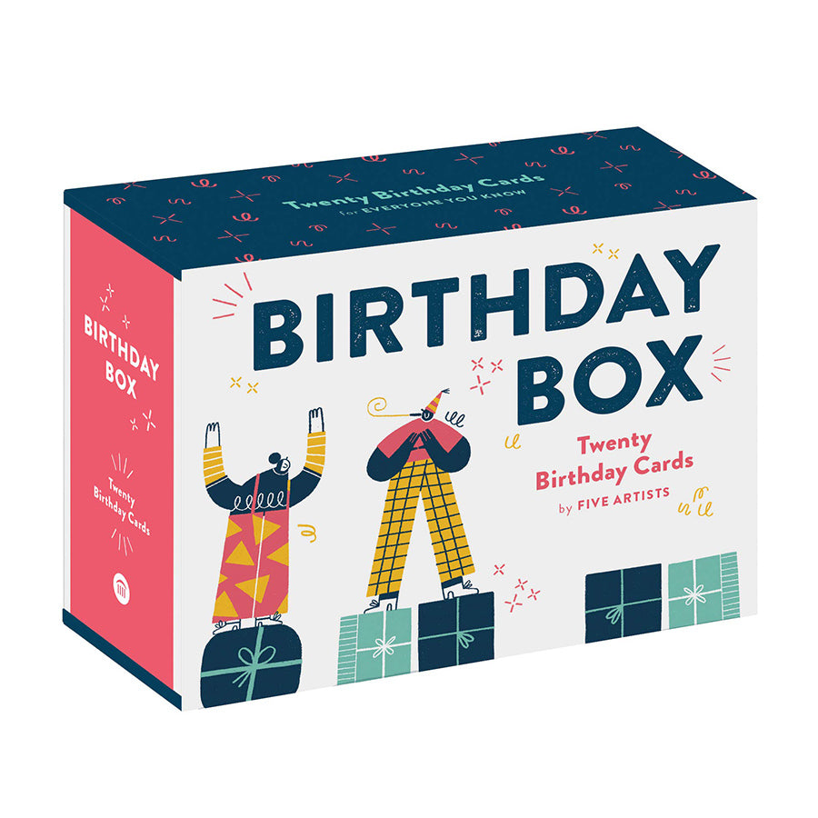 Birthday Box: Birthday Cards for Everyone You Know