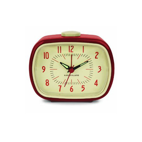 Retro Alarm Clock - The New York Public Library Shop