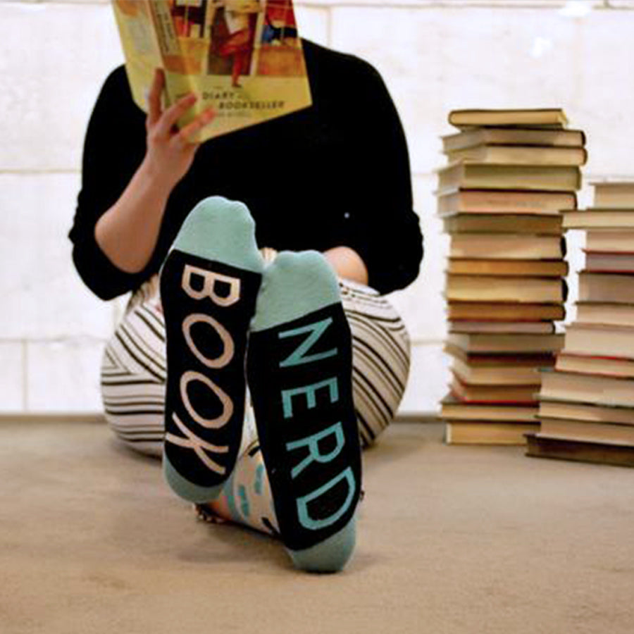 Book Nerd Socks - The New York Public Library Shop