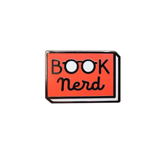Book Nerd Pin - The New York Public Library Shop