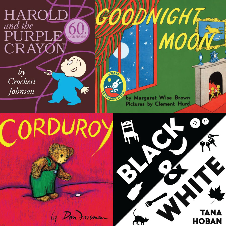 Board Books: 125 Kids Books We Love Book Set