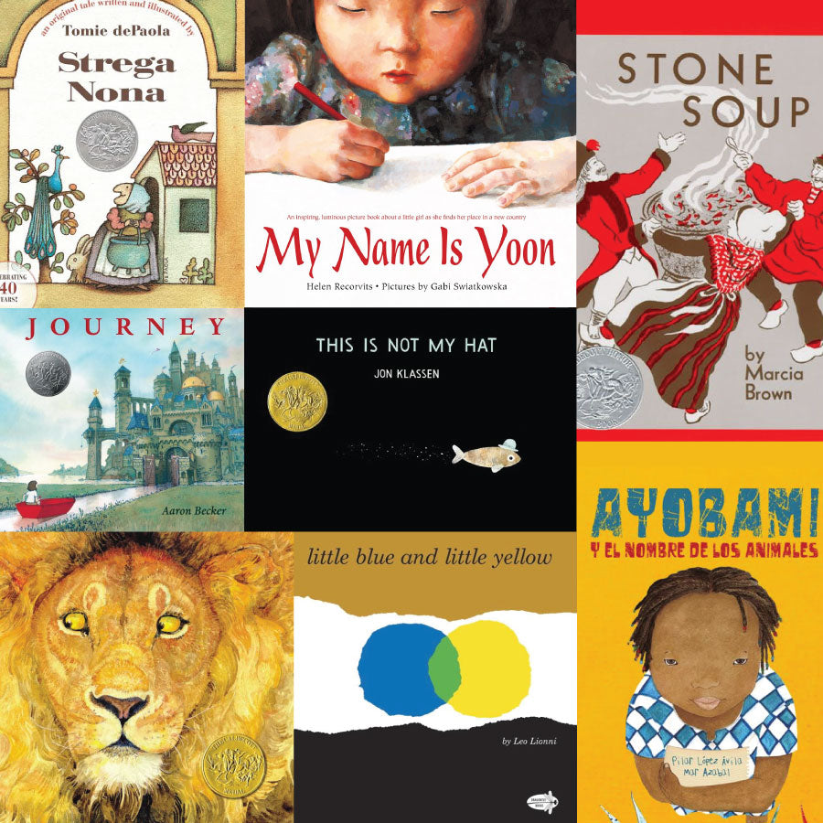 Picture Books: 125 Kids Books We Love Book Set