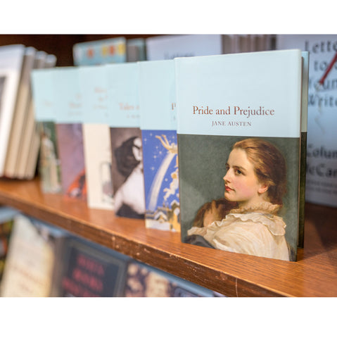 Pride and Prejudice - Macmillan Collector's Library - The New York Public Library Shop