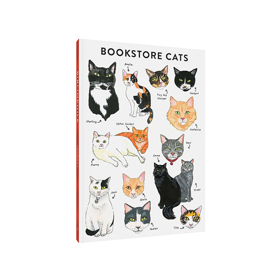Bookstore Cats Journal - The New York Public Library Shop