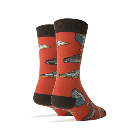 Book Worm Men's Socks - The New York Public Library Shop