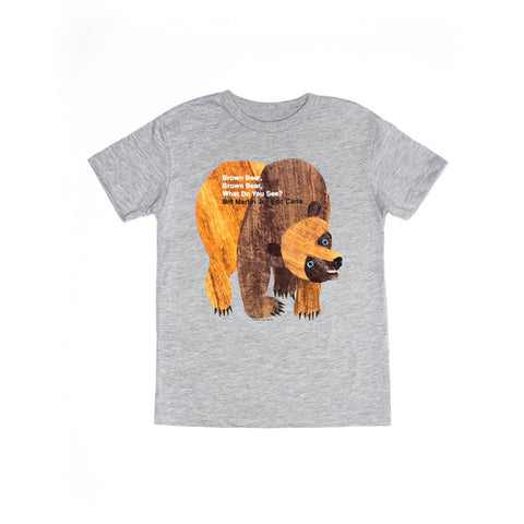 Brown Bear Toddler T-Shirt