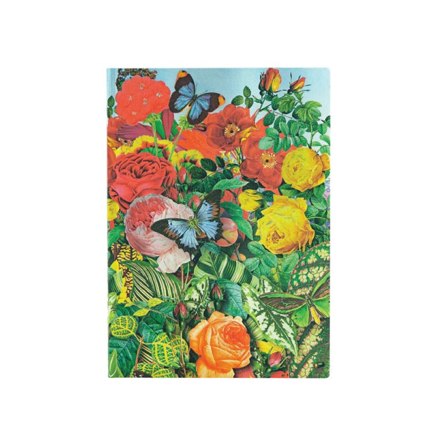 Softcover Butterfly Garden Journal