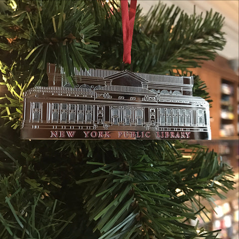 Building Ornament - The New York Public Library Shop