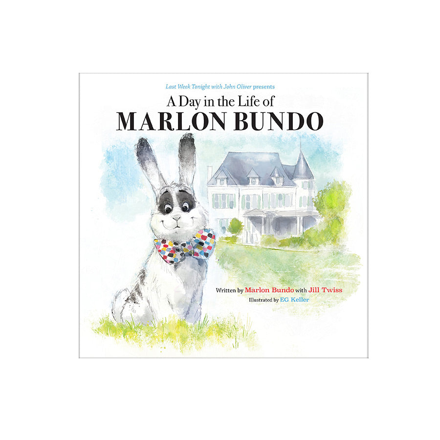 A Day in the Life of Marlon Bundo - The New York Public Library Shop