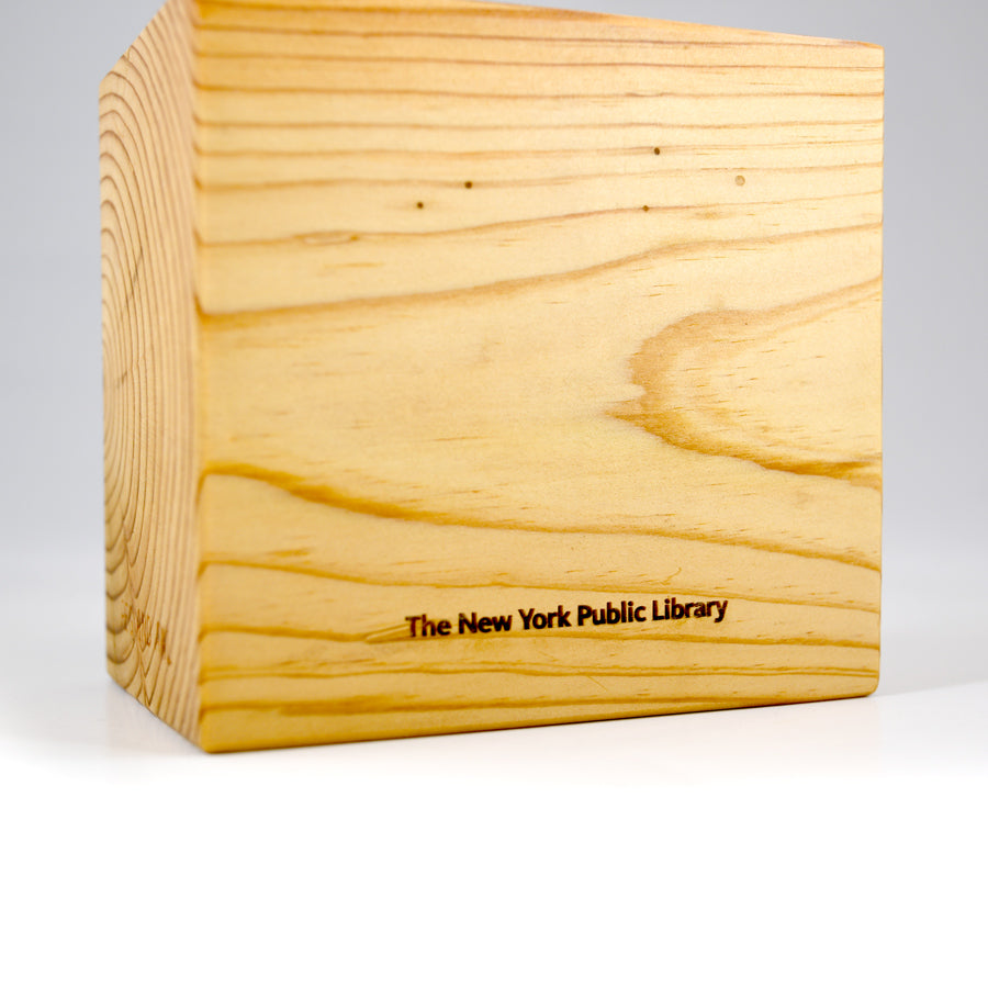NYPL Cicero Quote Desk Caddy - The New York Public Library Shop