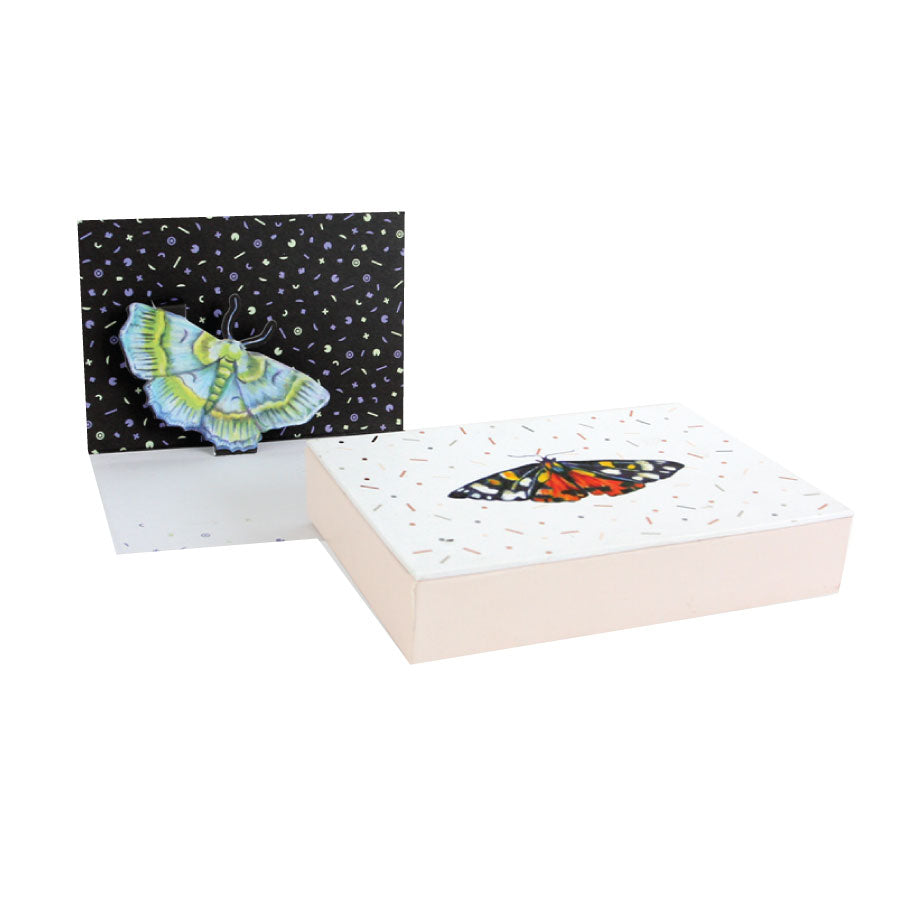 Wings Pop-Up Notecard Set