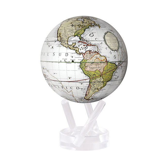 Mova Rotating Cassini Globe - The New York Public Library Shop