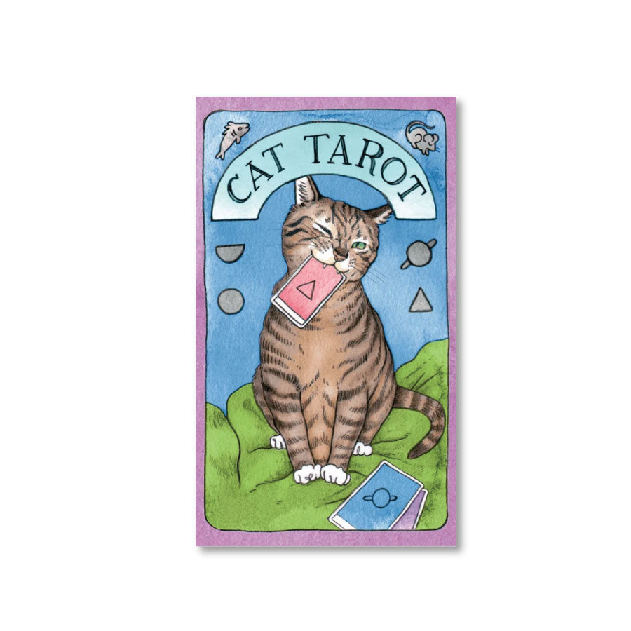 Cat Tarot Cards