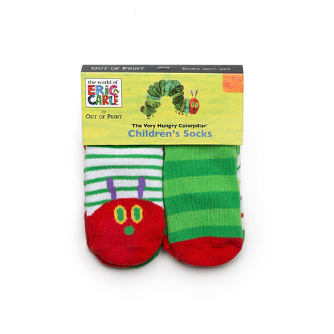 The Very Hungry Caterpillar Toddler Socks Set