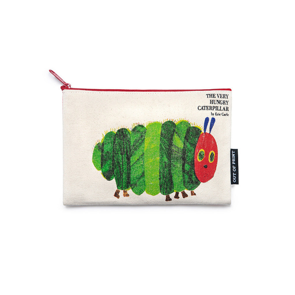 The Very Hungry Caterpillar Pouch - The New York Public Library Shop