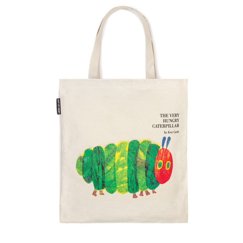 Very Hungry Caterpillar Tote Bag - The New York Public Library Shop