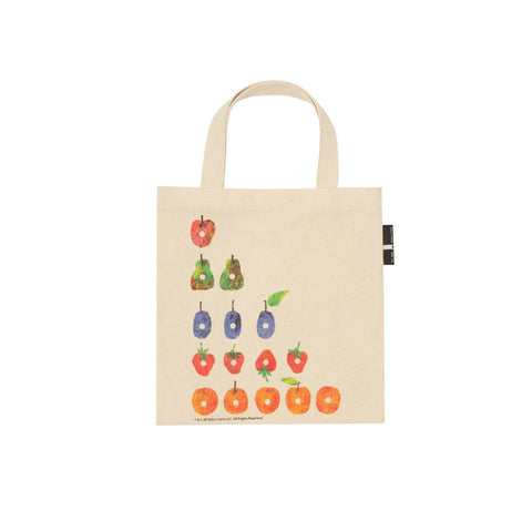 Mini Very Hungry Caterpillar Tote Bag - The New York Public Library Shop