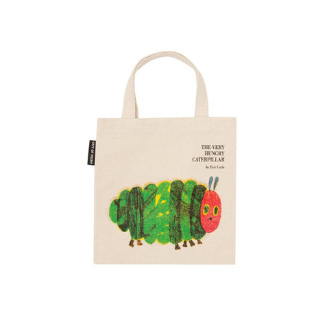 Mini Very Hungry Caterpillar Tote Bag