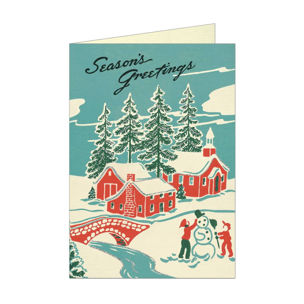 Winter Wonderland Boxed Notes