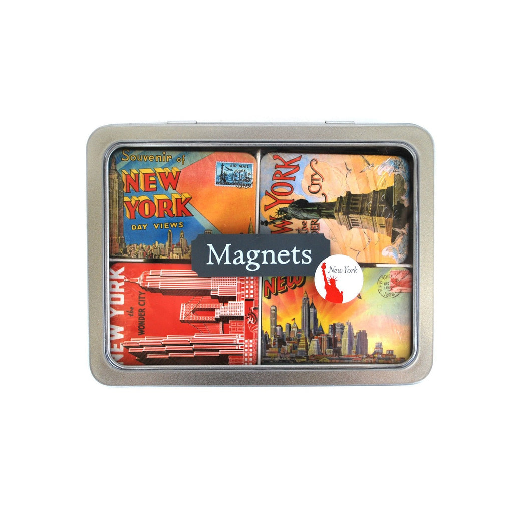 New York City Magnets - The New York Public Library Shop