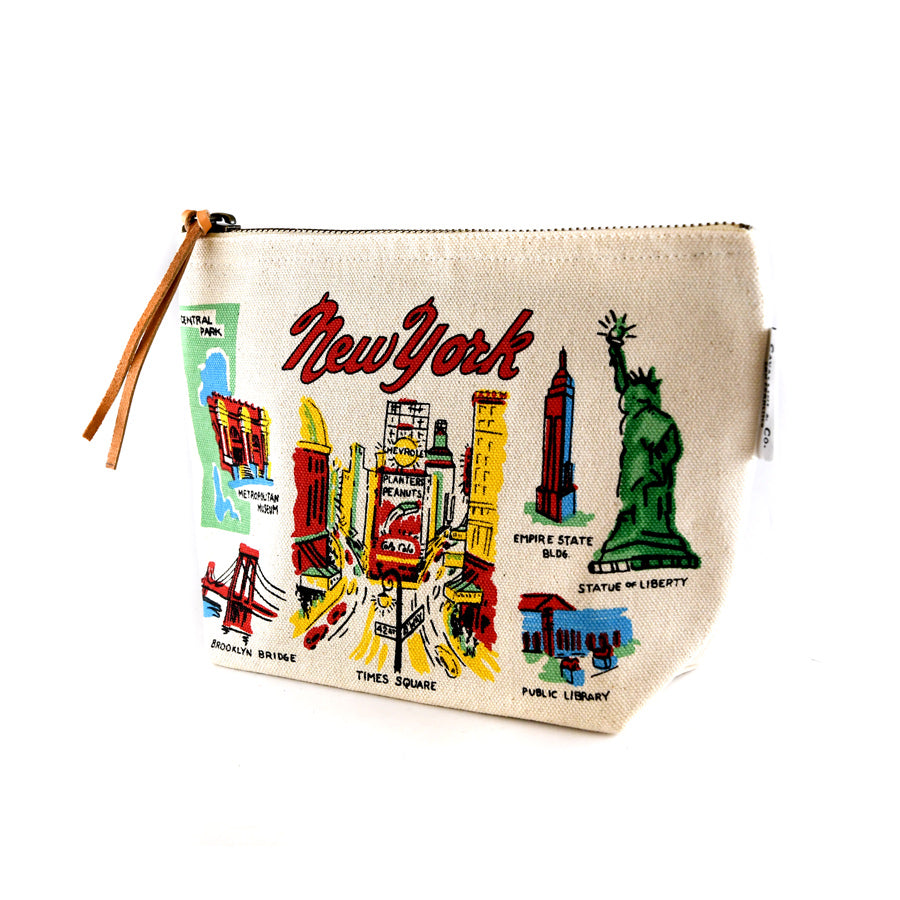 NYC Icons Vintage Pouch