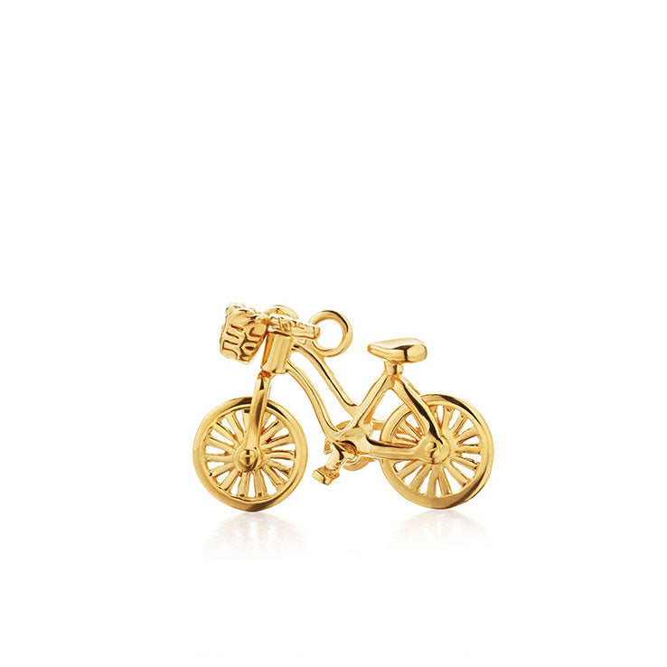 Bicycle Charm - The New York Public Library Shop