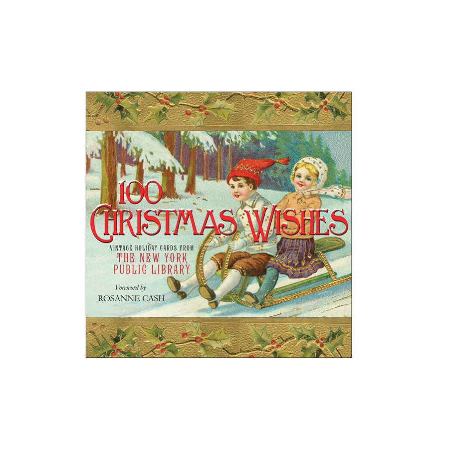 100 Christmas Wishes: Vintage Holiday Cards from NYPL – The New York ...