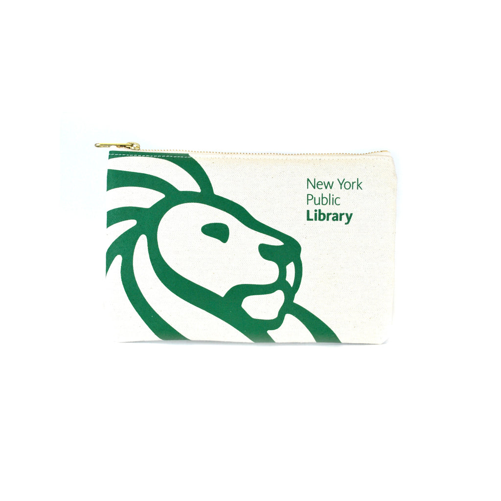 NYPL Cicero Pouch - The New York Public Library Shop