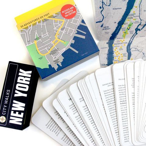 City Walks Deck: New York - The New York Public Library Shop