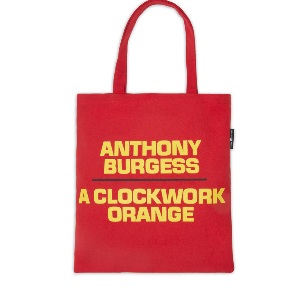 Clockwork Orange Tote Bag - The New York Public Library Shop